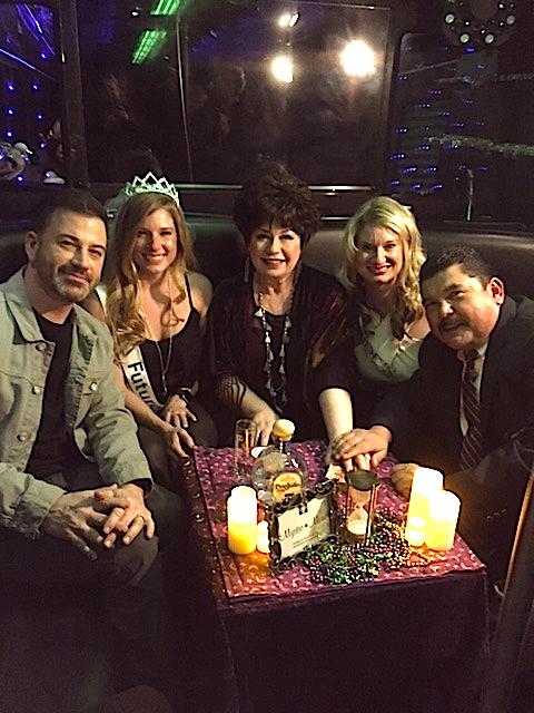 Vegas psychic appears on 'Jimmy Kimmel Live'